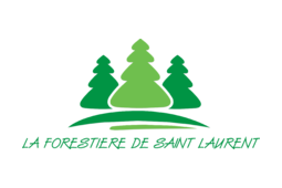 logo LA FORESTIERE DE SAINT LAURENT