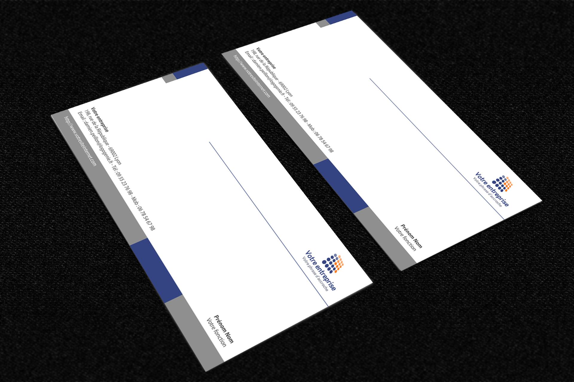 2Slectionnez Votre Modle De Carte Correspondance
