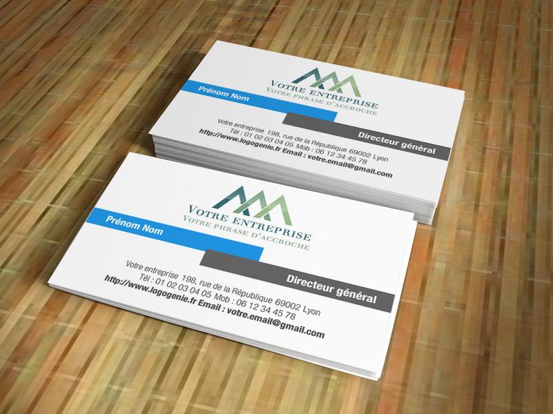 Cartes De Visite Creer Et Imprimer Des Cartes De Visite En Ligne