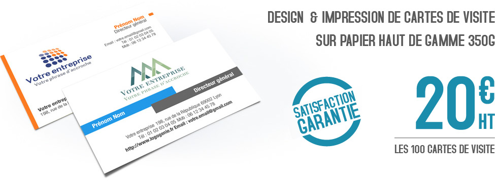 creation logo carte de visite gratuit